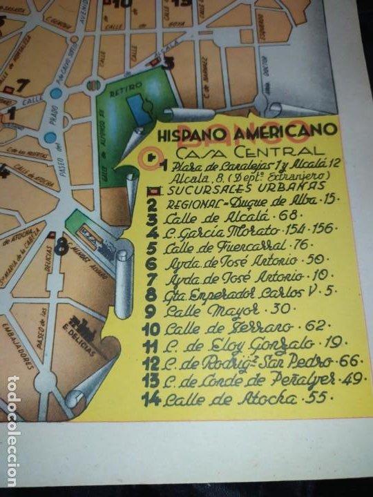 Carteles Publicitarios: UNICO ENCUADERNADO MAPAS PROVINCIAS CON PUBLICIDAD 52 LÁMINAS MAPA PRINCIPALES FERROCARRILES AÑOS 50 - Foto 12 - 183740102