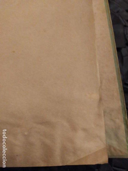 Carteles Publicitarios: UNICO ENCUADERNADO MAPAS PROVINCIAS CON PUBLICIDAD 52 LÁMINAS MAPA PRINCIPALES FERROCARRILES AÑOS 50 - Foto 19 - 183740102