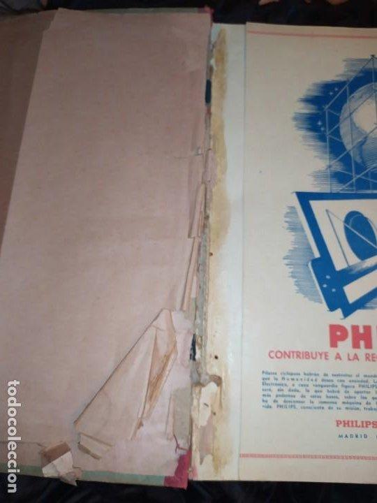 Carteles Publicitarios: UNICO ENCUADERNADO MAPAS PROVINCIAS CON PUBLICIDAD 52 LÁMINAS MAPA PRINCIPALES FERROCARRILES AÑOS 50 - Foto 21 - 183740102