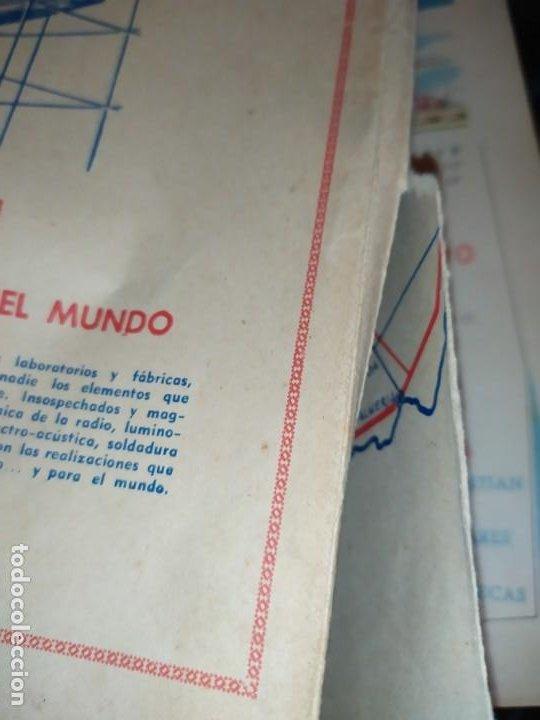 Carteles Publicitarios: UNICO ENCUADERNADO MAPAS PROVINCIAS CON PUBLICIDAD 52 LÁMINAS MAPA PRINCIPALES FERROCARRILES AÑOS 50 - Foto 29 - 183740102