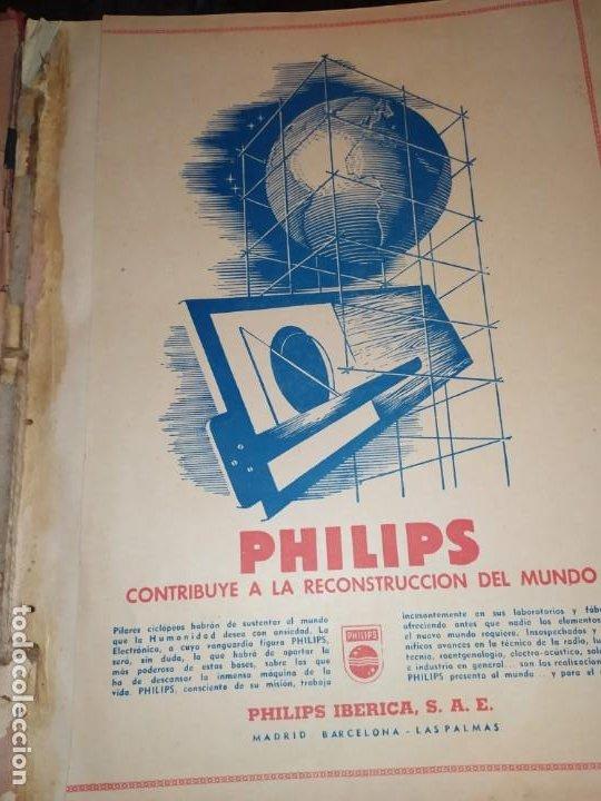 Carteles Publicitarios: UNICO ENCUADERNADO MAPAS PROVINCIAS CON PUBLICIDAD 52 LÁMINAS MAPA PRINCIPALES FERROCARRILES AÑOS 50 - Foto 30 - 183740102