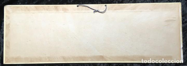 Carteles Publicitarios: CARTEL FÁBRICA DE LICORES ESPECIALIDAD ANÍS BLANCH - JUAN BLANCH - TORREGROSA (LÉRIDA) - Foto 3 - 188681626