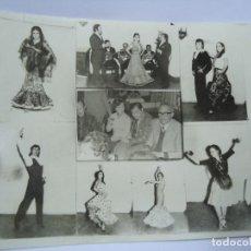Carteles Publicitarios: FOTOGRAFIA PUBLICIDAD JARDINES NEPTUNO SALA DE FIESTAS GRANADA 1975 MIDE 12,5 X 17,5 CM. BIEN CONSER. Lote 191644456