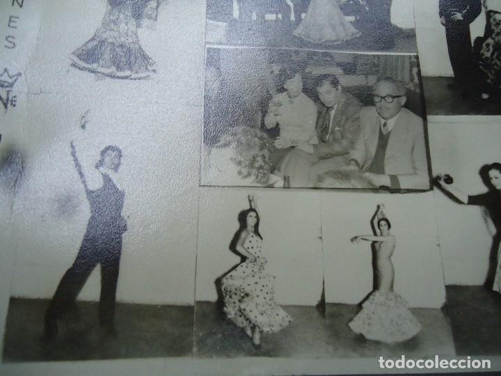 Carteles Publicitarios: FOTOGRAFIA PUBLICIDAD JARDINES NEPTUNO SALA DE FIESTAS GRANADA 1975 MIDE 12,5 X 17,5 cm. BIEN CONSER - Foto 2 - 191644456