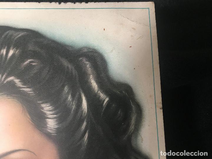 Carteles Publicitarios: ANTIGUO CARTEL PUBLICITARIO EN CARTON - Foto 3 - 195271052