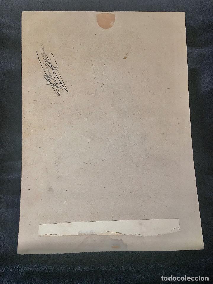Carteles Publicitarios: ANTIGUO CARTEL PUBLICITARIO EN CARTON - Foto 4 - 195271052
