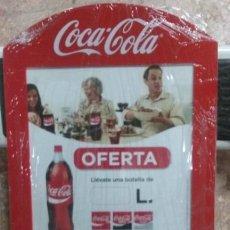 Carteles Publicitarios: CARTEL COCACOLA. Lote 196603538