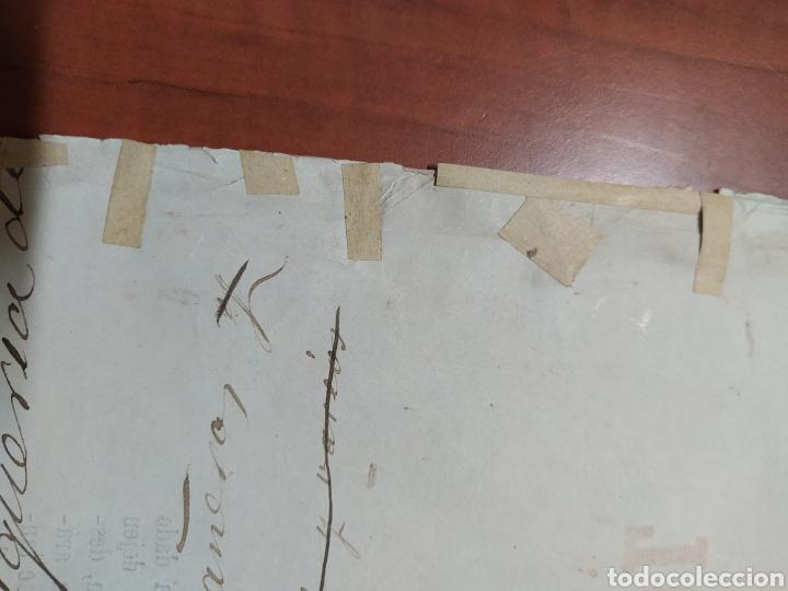 Carteles Publicitarios: Papel de fumar , Vicente Terol e Hijos Alcoy. - Foto 6 - 202365720
