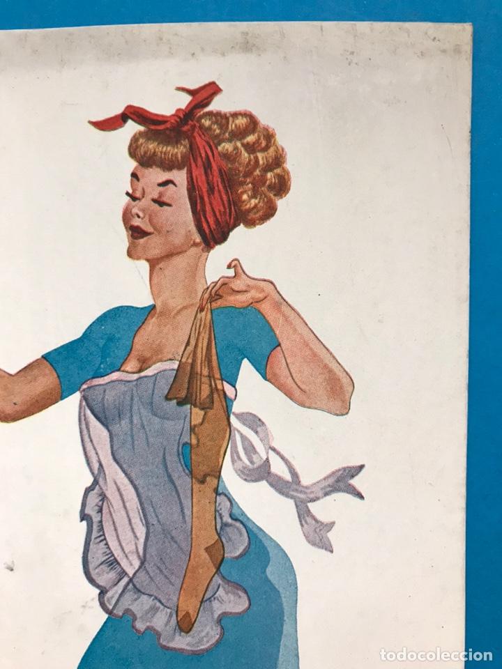 Carteles Publicitarios: PUBLICIDAD TURPOL - LAVADO PERFECTO - AÑOS 1950-60 - Foto 5 - 202537121