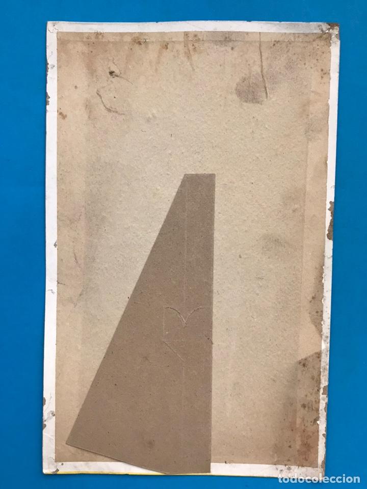 Carteles Publicitarios: PUBLICIDAD TURPOL - LAVADO PERFECTO - AÑOS 1950-60 - Foto 6 - 202537121