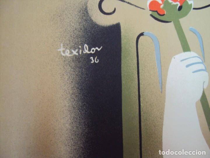 Carteles Publicitarios: (CAR-200523)Ferran Teixidor. Circol Artístic. Ball de Disfresses. Festa de Bacus. 24 febrer, 1936. - Foto 4 - 207183036