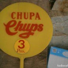 Affiches Publicitaires: CHUPA CHUPS 3PTS ¡¡PRECIOSO CARTEL PUBLICITARIO¡¡ AÑOS 60-70. Lote 215672316