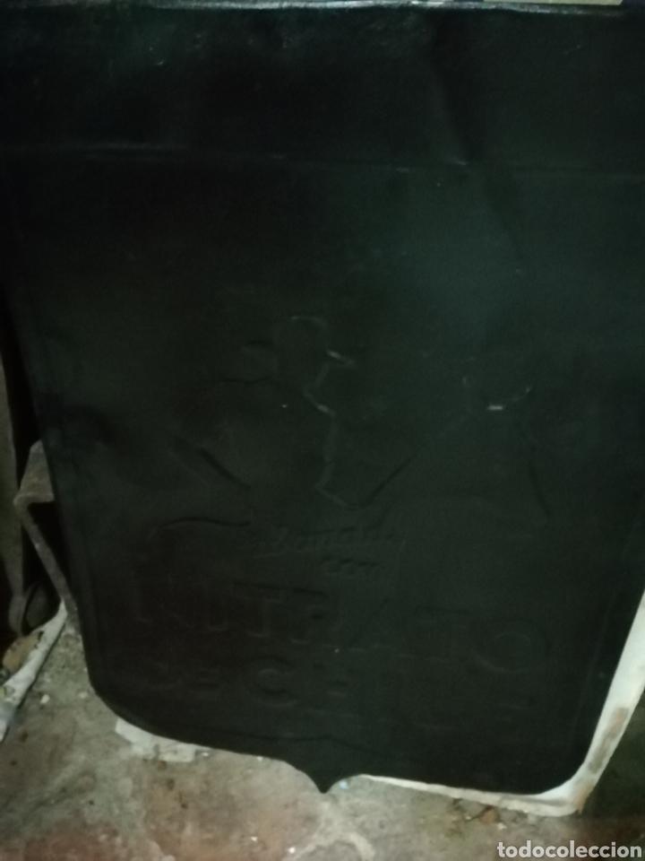 Carteles Publicitarios: Chapa antigua nitrato de Chile - Foto 6 - 217653766
