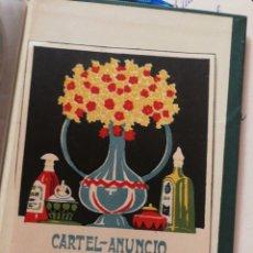 Carteles Publicitarios: CARTEL DE PERFUMERIA. Lote 222035525