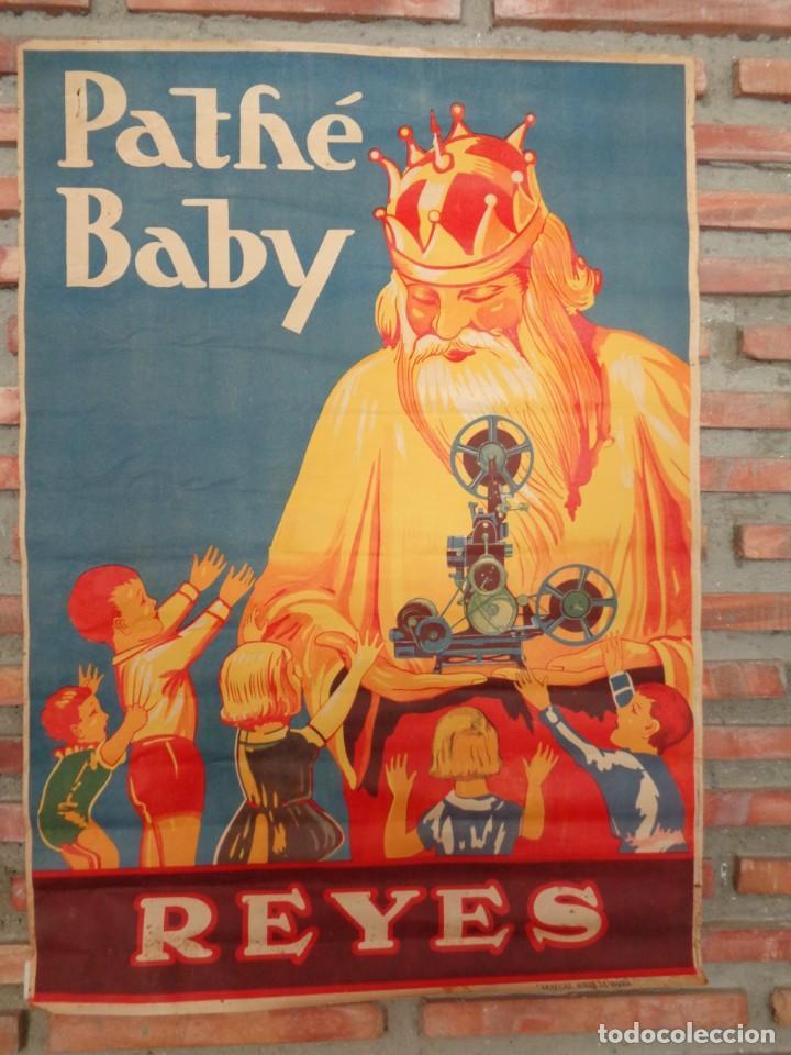 CINE PATHE BABY.-112 (Coleccionismo - Carteles Gran Formato - Carteles Publicitarios)