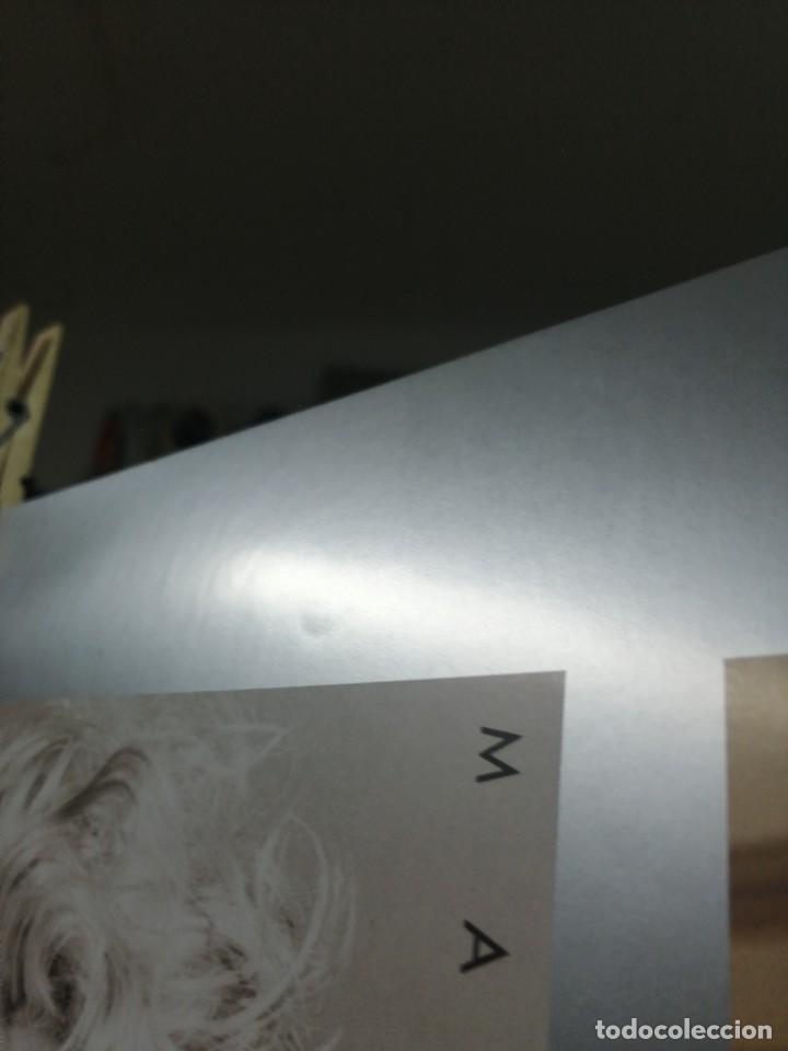 Carteles Publicitarios: MADONNA- Cartel Recopilatorio Publicitario de Discos - Merchandising, con Copyright - Foto 9 - 227096020