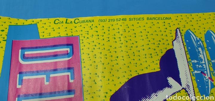 Carteles Publicitarios: CARTEL PUBLICITARIO - CUBANAS DELICATESSEN - CIA. LA CUBANA - Medidas 63×42 cm. - Foto 2 - 231592745