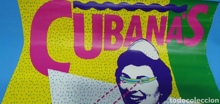 Carteles Publicitarios: CARTEL PUBLICITARIO - CUBANAS DELICATESSEN - CIA. LA CUBANA - Medidas 63×42 cm. - Foto 3 - 231592745