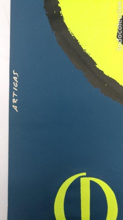 Carteles Publicitarios: Cartel de Josep Artigas para el V congreso clubs de publicidad 1954 - Foto 2 - 235392290