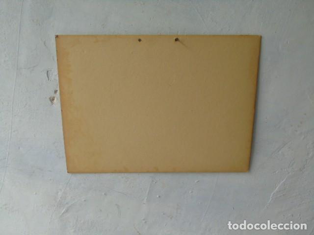 Carteles Publicitarios: CARTEL PUBLICIDAD PAPEL DE FUMAR TOREROS CELEBRES MIGUEL BOTELLA ALCOY ALCOI - Foto 2 - 289731838
