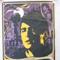 Carteles Publicitarios: POSTER PUBLICIDAD (ADVIRTISING) : MARIAN ALBERO. 1968 EQUIP REALITAT. 69X100 CM. Lote 290077268