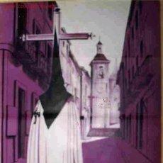 Carteles de Semana Santa: CARTEL SEMANA SANTA YECLA 1962. Lote 43590756