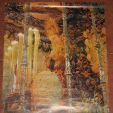 Carteles de Semana Santa: CARTEL DE SEMANA SANTA DE CÁDIZ, DE 1988. Lote 23885430