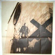 Carteles de Semana Santa: CARTEL GANDIA VALENCIA SEMANA SANTA 1961 ,. Lote 25579535