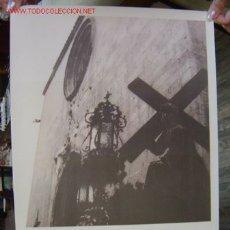 Carteles de Semana Santa: GANDIA - SEMANA SANTA - AÑO 1961. Lote 118981870