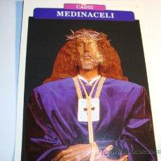 Carteles de Semana Santa: CADIZ, MEDINACELI, VIERNES SANTO, (MADRUGADA), SEMANA SANTA. Lote 11658565