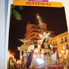 Carteles de Semana Santa: CADIZ, SENTENCIA, MIERCOLES SANTO, SEMANA SANTA. Lote 11658775