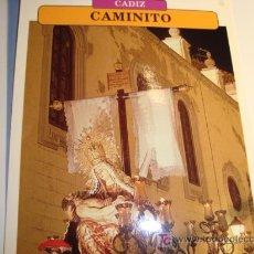 Carteles de Semana Santa: CADIZ, CAMINITO, MIERCOLES SANTO, SEMANA SANTA. Lote 11658798