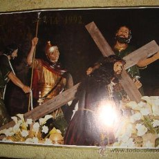 Carteles de Semana Santa: CARTEL SEMANA SANTA, ELCHE, AÑO 1992.. Lote 14818896