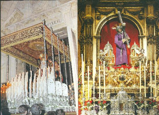 Semana Santa De Sevilla Cultos De Cuaresma De La Hermandad Del Gran Poder 2008