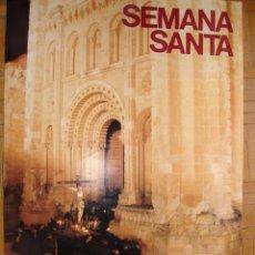 Carteles de Semana Santa: CARTEL SEMANA SANTA ZAMORA.1987. Lote 26931070