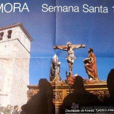 Carteles de Semana Santa: ZAMORA. SEMANA SANTA. CARTEL 1996. Lote 22748741