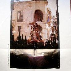 Carteles de Semana Santa: ZAMORA. SEMANA SANTA. CARTEL 1998. Lote 22748743
