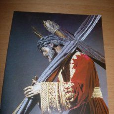 Carteles de Semana Santa: SEMANA SANTA DE SEVILLA. OBRA GRAFICA DEDICADA A LA SEMANA SANTA DE SEVILLA.CON LA CRUZ A CUETAS. Lote 27013878