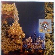 Carteles de Semana Santa: BOLETIN Nº 38 ARCHICOFRADIA JESUS NAZARENO Y Mª STA DE LA ESPERANZA CUARESMA 2004 . Lote 20015362