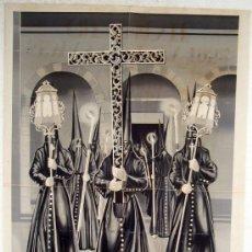 Carteles de Semana Santa: CARTEL CREVILLENTE 1952 , ALICANTE, SEMANA SANTA. Lote 26047614