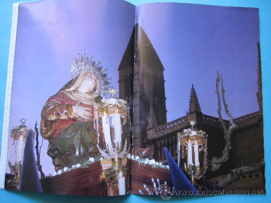 Carteles de Semana Santa: PROGRAMA SEMANA SANTA DE VALLADOLID AÑO 1994 - Foto 3 - 26453656