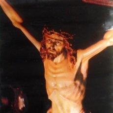 Carteles de Semana Santa: TOBARRA. ALBACETE. SEMANA SANTA 2002. 67 X 43'7 CM.. Lote 27787428
