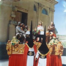 Carteles de Semana Santa: JUMILLA. MURCIA. SEMANA SANTA 2000. 67'4 X 45'5 CM.. Lote 27787669