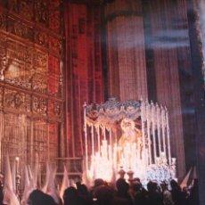 Carteles de Semana Santa: SEVILLA.SEMANA SANTA CARTEL 1972. Lote 28225343