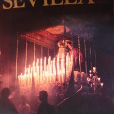 Carteles de Semana Santa: SEVILLA.SEMANA SANTA CARTEL 1984. Lote 28225354