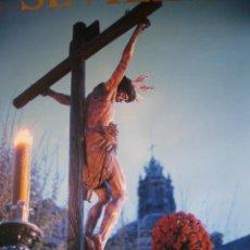 Carteles de Semana Santa: SEVILLA.SEMANA SANTA CARTEL 1985. Lote 28225365