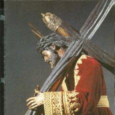 Carteles de Semana Santa: OBRA GRAFICA DEDICADA A LA SEMANA SANTA DE SEVILLA. CON LA CRUZ A CUESTA. 1991. Lote 29567596