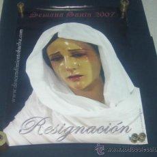 Carteles de Semana Santa: CARTEL DESCENDIMIENTO HUELVA. SEMANA SANTA 2007.. Lote 32179384