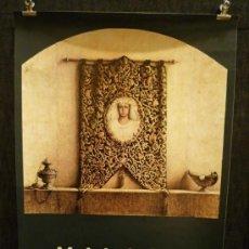 Carteles de Semana Santa: CARTEL SEMANA SANTA DE MÁLAGA 1992. Lote 32187566