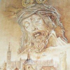 Carteles de Semana Santa: CARTEL SEMANA SANTA 1994. SEVILLA. GARCÍA GÓMEZ. 69 X 45 CM.. Lote 32361199